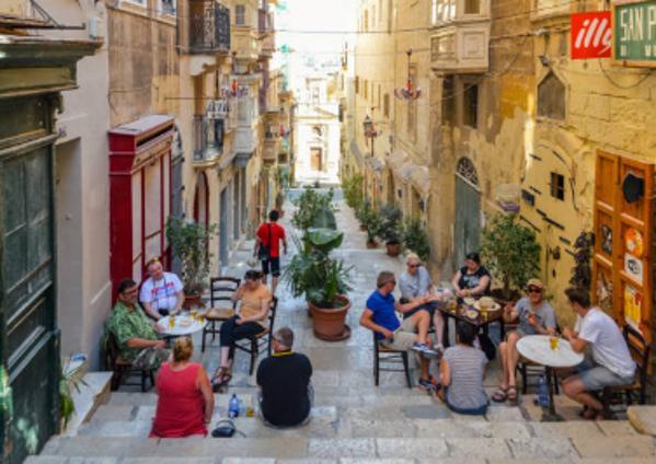 aprende ingles con tu cambio de vida en Malta